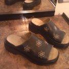 Black Roper Sandals - Size 9