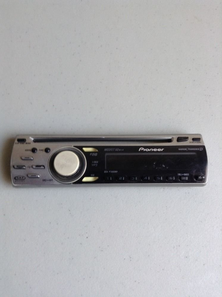 PIONEER DEH-3800MP CD Replacement Faceplate