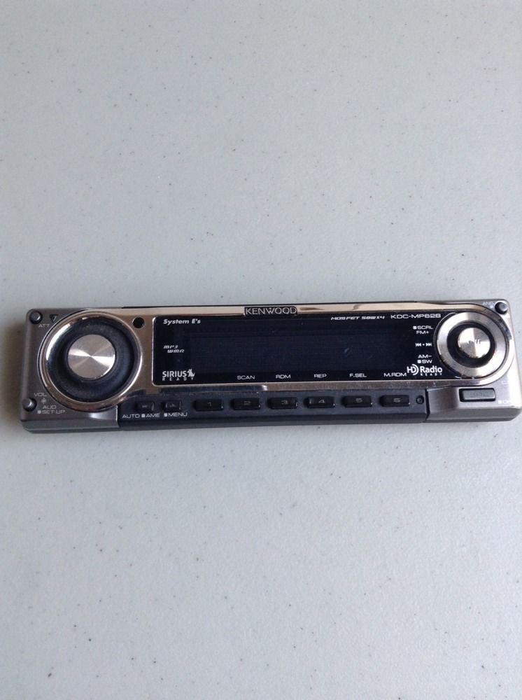 KENWOOD KDC-MP628 CD Replacement Faceplate
