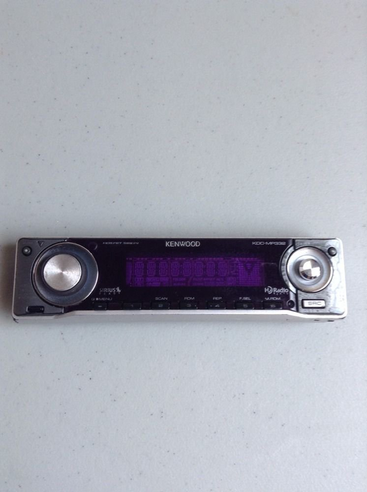 KENWOOD KDC-MP332 CD Replacement Faceplate