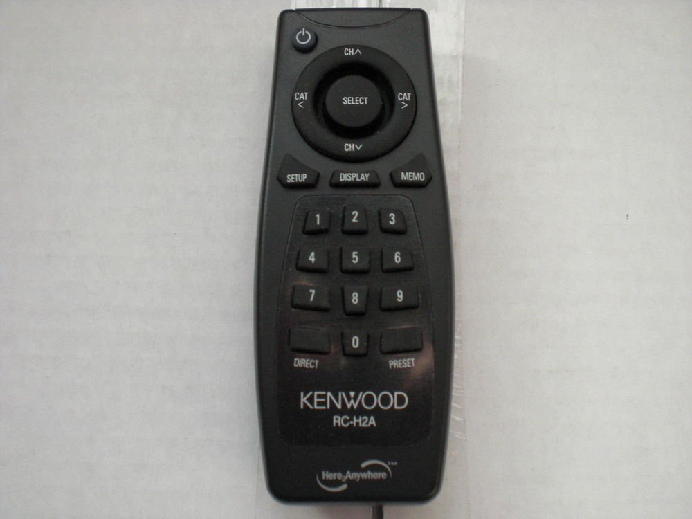 KENWOOD RC-H2A remote *guaranteed*