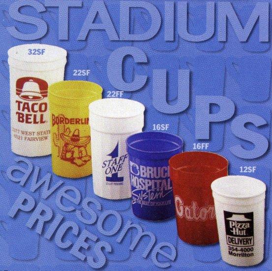 Stadium cups (250)