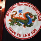 National Teachers Association Patch - Version 3