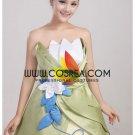 Cosrea Princess And The Frog Tiana Cosplay Costume