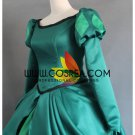 Cosrea Little Mermaid Ariel Dark Green Cosplay Costume