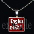 NICEVILLE HIGH SCHOOL EAGLES GIRL School Team Mascot Pendant Necklace Charm or Keychain