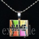 PERSONALIZED BASKETBALL JERSEY Scrabble Necklace Pendant Charm or Key-chain