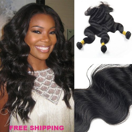 14/16/18'' Virgin Brazilian Body Wave Human Hair Extension Hair Weave