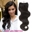 18/20/22'' Dyeable and Bleachable 6A Unprocessed  Brazilian virgin hair body waves