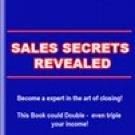Sales Secrets Revealed