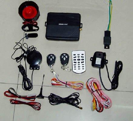 GSM 318B Car Alarm System-Cellular Phone