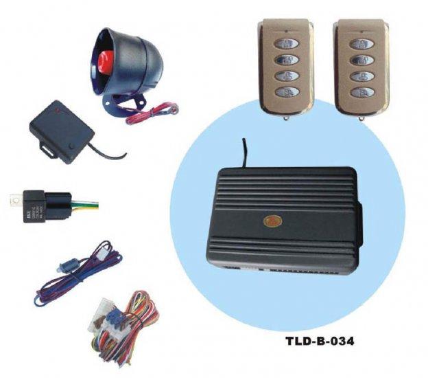 TLD-B-034 Car Alarm System