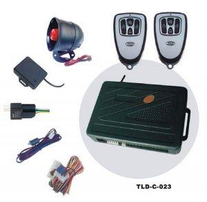 TLD-C Car Alarm System