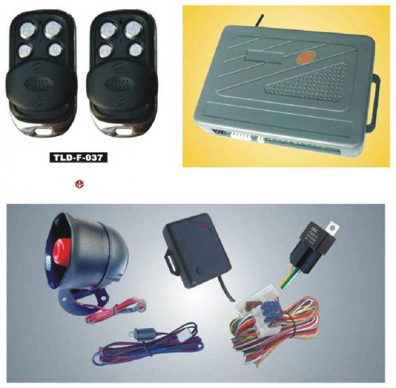 TLD-F Car Alarm system
