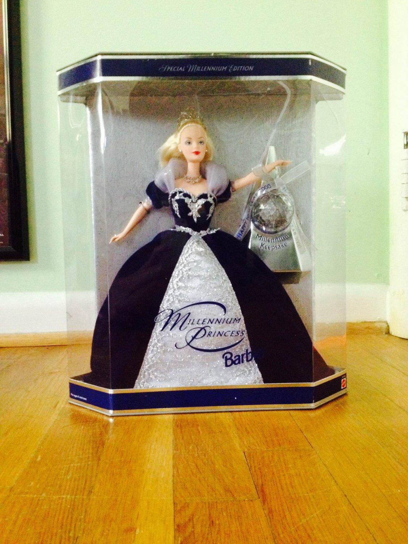 Millennium Princess Barbie 2000 Edition