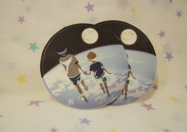 Sticker(SpaceBros)