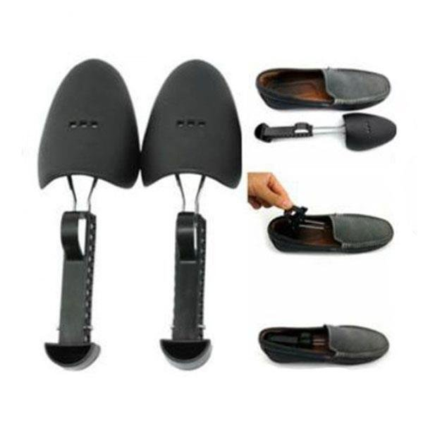 Men Practical Green Plastic Shoe Tree Shoe Stretcher