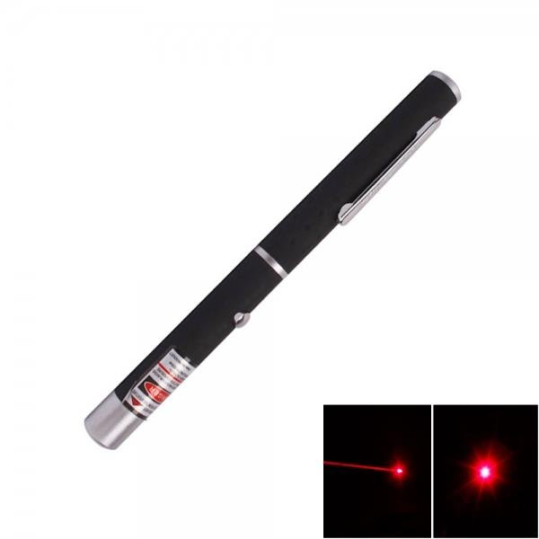 5mW 650nm Mid-open Red Laser Pointer Pen