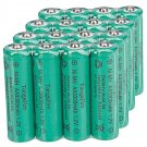 12Pcs TangsFire AA 3300mAh 1.2V Rechargeable Ni-MH Battery Green
