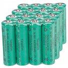 12Pcs TangsFire AA 3300mAh 1.2V Rechargeable Ni-MH Battery Green