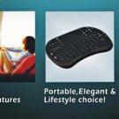 AK81 Mini Wireless Keyboard Mouse Combo Black