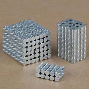 100pcs N38 3x1mm Rare Earth Neodymium Super Strong Magnets