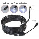 3.5M 6-LED 5.5mm Lens IP67 Waterproof Android Video Endoscope Borescope Snake U