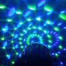 3W LED RGB Sound Control Magic Ball Effect Stage Lighting Disco Club DJ