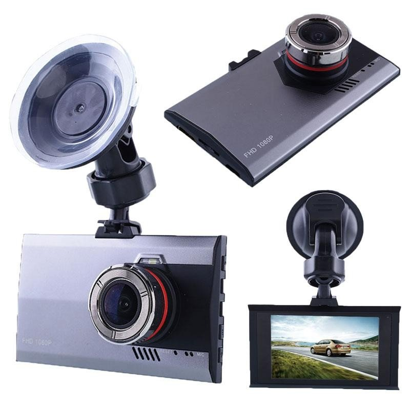 A8 Ultra Wide Angle Lens 5.0MP 1080P HD Car DVR Recorder+32GB Micro SD Card