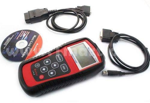 New OBD2 II EOBD Car Diagnostic Code Reader Live Data