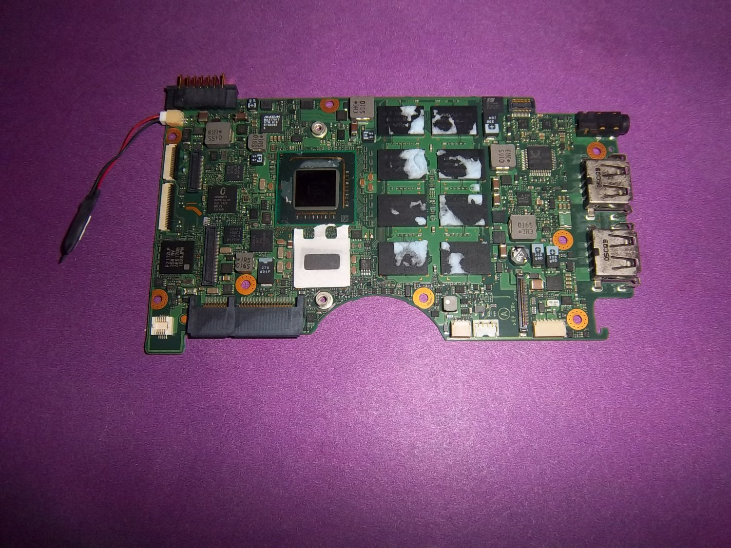 """Sony VPCX Series 11.1"""" VPCX111FX Intel System Motherboard A1737231A MBX-203"""