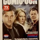 FRINGE - TV GUIDE Promo Magazine DS Flip Cover -2012 SDCC Comic Con -Final Season