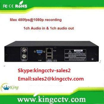 4CH Network NVR IP Camera HK-NVR5204f