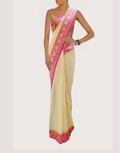 Aesthetic Traditional Partywear Wedding Designer Banarasi saree