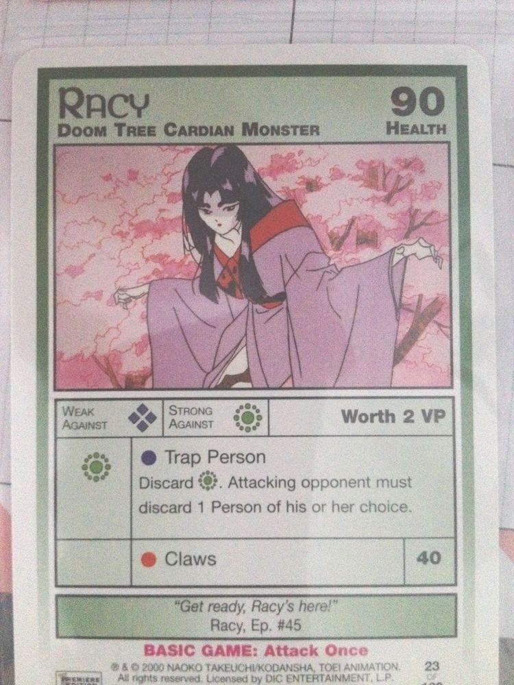 SAILOR MOON TRADING CARD # 23