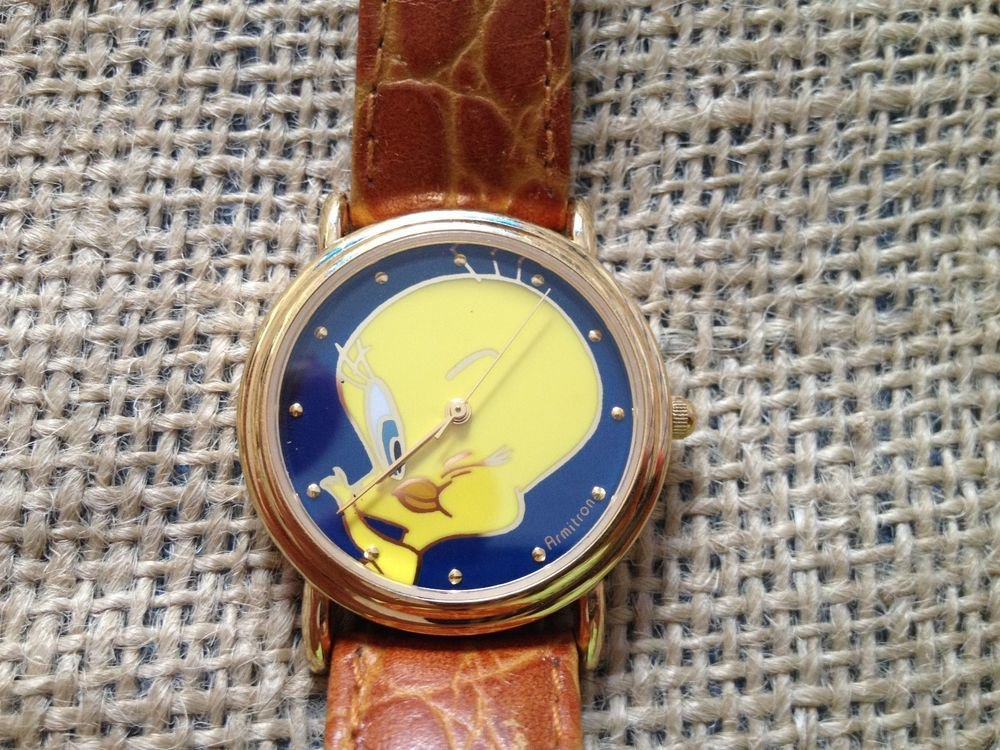 TWEETY BIRD WATCH *WORKING* NEW BATTERY*