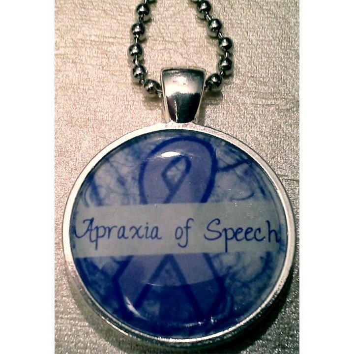 Apraxia of Speech Necklace
