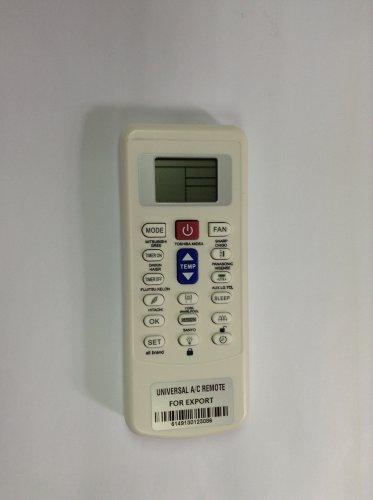 REMOTE CONTROL FOR SAMSUNG AIR CONDITIONER AQ18A0RED AQ18A1RE AQ18A2RE AQ18A2RE5