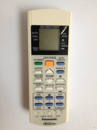 FOR PANASONIC AIR CONDITIONER REMOTE CONTROL WU-192MF1U9 S-12MY1U6