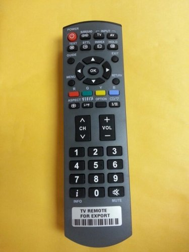 COMPATIBLE REMOTE CONTROL FOR PANASONIC TV TH-42PZ800U TH-42PZ800U