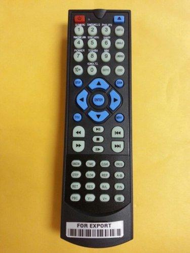 COMPATIBLE REMOTE CONTROL FOR SONY DVD DVP-SR210 DVP-SR210P DVP-SR510 DVP-SR510H