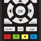 COMPATIBLE REMOTE CONTROL FOR PANASONIC DVD N2QAYB000136 N2QAKB000055 DMR-ES20