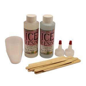 ICE RESIN 8 OZ DOMING KIT
