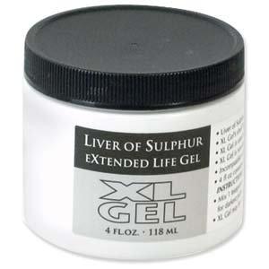 XL GEL LIVER OF SULFUR