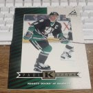 Jumbo sized Paul Kariya card