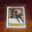 Igor Larionov rookie card