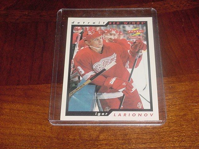 Igor Larionov 1996 card