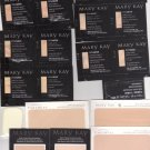 Mary Kay sample lot Foundation Luminous & Matte Ivory 1 to 7