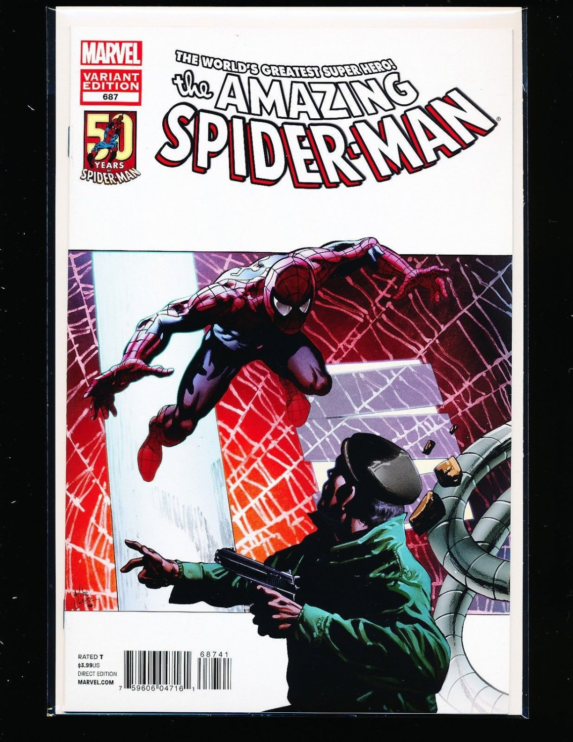 The Amazing Spider-Man #687