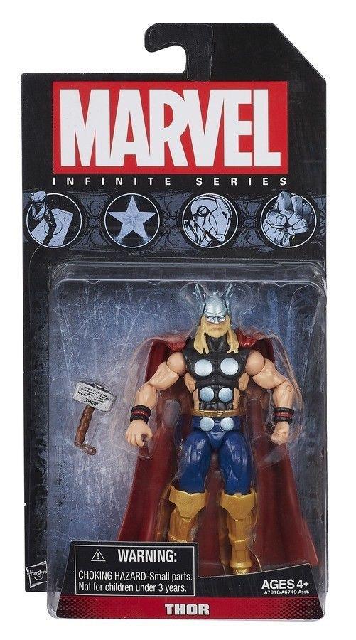 Marvel infinite THOR Platinum